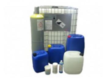 Prodajni program, Kemikalije za pripravo bazenske vode