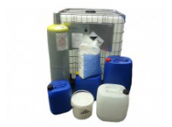 Kemikalije za pripravo tehnološke vode